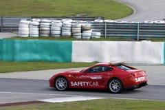 a1gp samochodu bezpieczeństwo Fotografia Stock