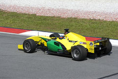 A1GP - Team Australia Royalty Free Stock Photography