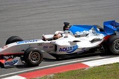 A1GP - Team die Schweiz Stockbild