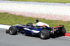 A1GP - Team France Stock Image