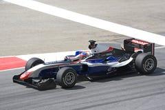 A1GP - Team Frankreich Lizenzfreies Stockbild