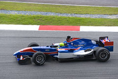 A1GP - Team Great Britain Stock Photo