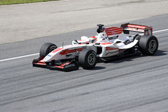 A1GP - Team Indonesia Stock Images