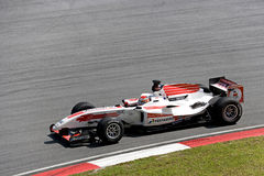 A1GP - Team Indonesia Stock Photos