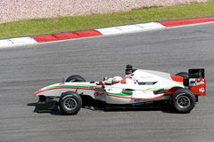 A1GP - Team Italien Stockbilder