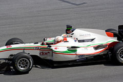 A1GP - Team Italien Lizenzfreie Stockfotos
