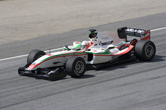 A1GP - Team Italy Royalty Free Stock Photography