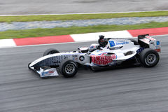A1GP - Team Korea Royalty Free Stock Images