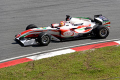 A1GP - Team Lebanon Stock Photo