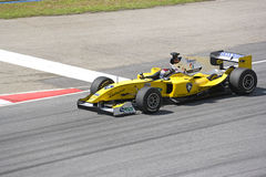 A1GP - Team Malaysia Royalty Free Stock Images