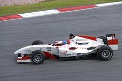 A1GP - Team Monaco Lizenzfreies Stockbild