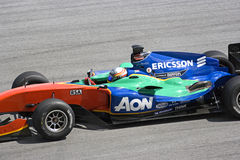 A1GP - Team South Africa Royalty Free Stock Image
