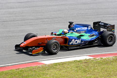 A1GP - Team South Africa Royalty Free Stock Images