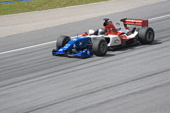 A1GP - Team USA Royalty Free Stock Photo