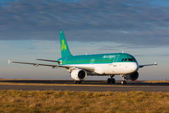 A20 Aer Lingus Royalty Free Stock Photography