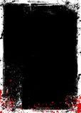 A3 Splattered Background. Hi res blood splatered background created in Photoshop CS3. 300dpi royalty free illustration