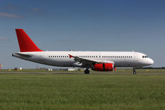 A320 Royalty Free Stock Image