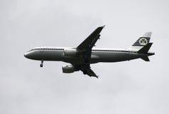 a320 aer Airbus lingus obraz stock