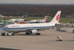 a330 Air China 免版税库存图片