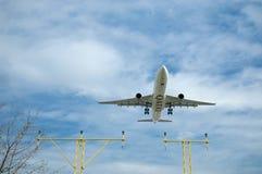 a330 flygbolag qatar Fotografering för Bildbyråer