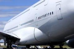 a380空中巴士 免版税库存照片
