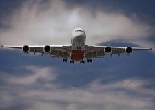 a380空中巴士 免版税图库摄影
