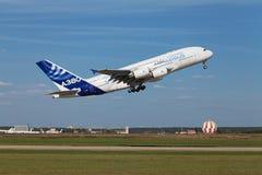 A380 Fotografia Stock Libera da Diritti