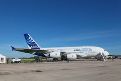 A380 Foto de Stock Royalty Free