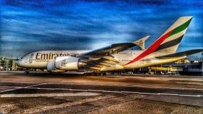 A380 zdjęcie royalty free