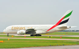 a380 Airbus Obrazy Stock