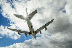 a380 airbus Стоковые Изображения
