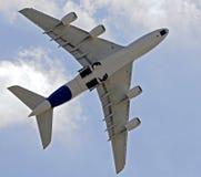 A380 em Moscovo 1 Fotos de Stock