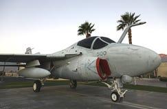 A6 intrus, musée d'air de Palm Spring Image libre de droits