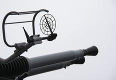AA瞄准器 库存图片