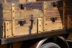 1929 AA福特送货卡车 免版税库存图片