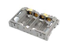 aa-adapterbatterier Fotografering för Bildbyråer