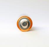 AA alkaliczna bateria Obraz Royalty Free