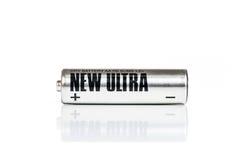 AA bateria Obrazy Royalty Free