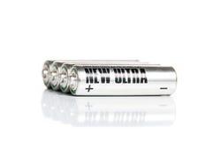 AA-Batterie Lizenzfreies Stockfoto