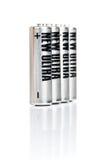 AA-Batterie Lizenzfreie Stockfotos