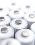 AA  batteries Stock Image