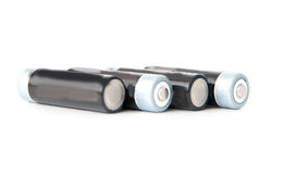 AA batteries Stock Images