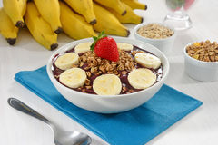 Açaí bowl Stock Image