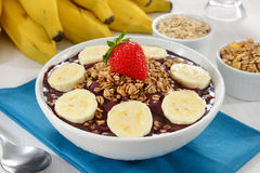 Açaí bowl Stock Photos