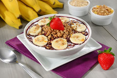 Açaí bowl Royalty Free Stock Photos