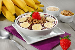 Açaí bowl Stock Images