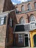 The AA church in Groningen in the Netherlands Royalty Free Stock Photo