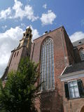The AA church in Groningen in the Netherlands Royalty Free Stock Photos