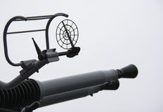 AA Gunsight Stock Image