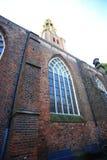 Aa-kerk groningen Arkivfoto
